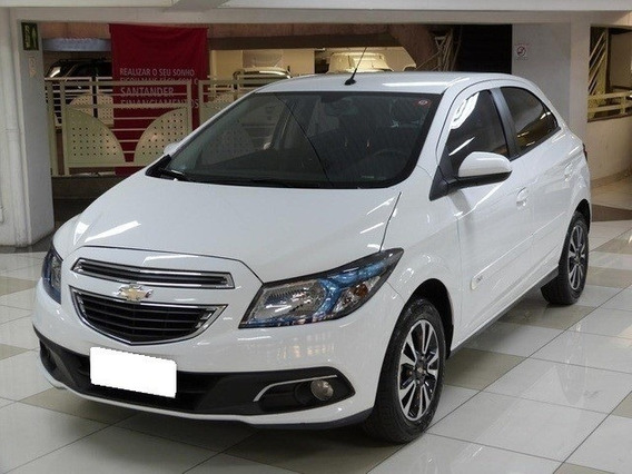 Chevrolet Onix 1.4 Ltz Branco 8v Flex 4p
