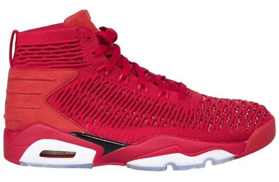Tenis Jordan Flyknit Elevation Rojo
