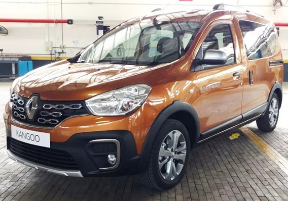 Renault Kangoo Life, Zen Y Stepway !! Se
