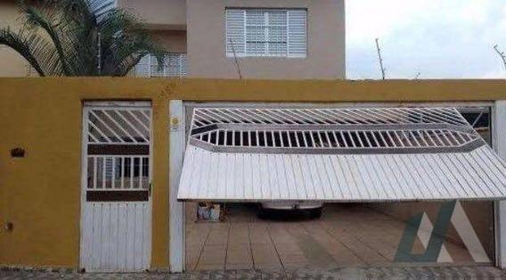 Sobrado Com 4 Dormitórios, 180 M² - Venda Por R$ 300.000,00 Ou Aluguel Por R$ 1.550,00/mês - Wanel Ville - Sorocaba/sp - So0660