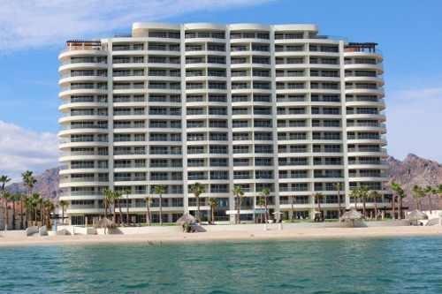 Condominium For Sale Located In Algodones Beach San Carlos Nuevo Guaymas, Sonora.