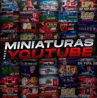 Miniaturas Para Youtube