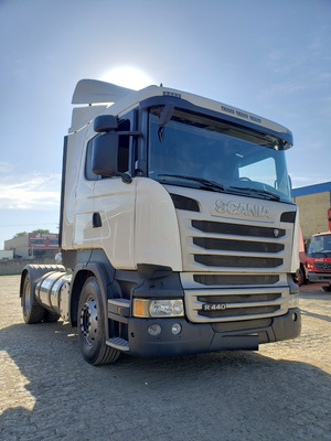 Scania R440 4x2 Optcruise Ano 2015 / Financiamos