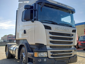 Scania R440 4x2 Optcruise Ano 2015 / Financiamos