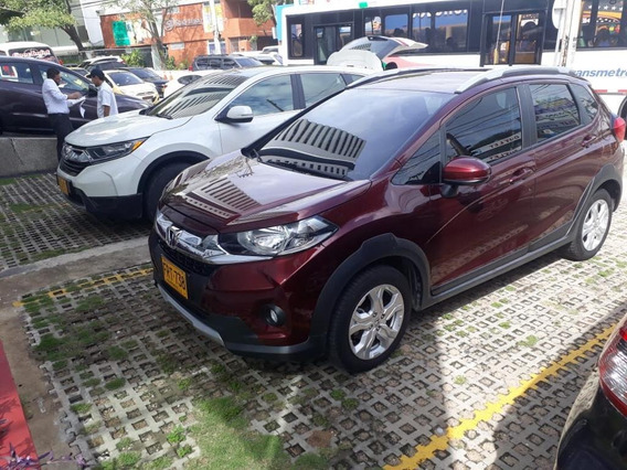 Honda Wrv Lx Aut 2018 Excelente Estado