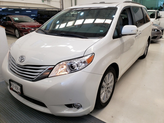 Toyota Sienna 3.5 Limited V6/ At 2014 *