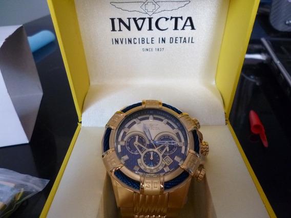 Reloj Invicta Bolt Dorado 27062 Original