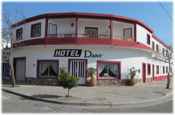 Excelente Hotel Para Alquilar En Santa Teresita