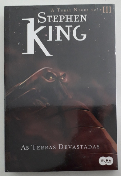 A Torre Negra 3: As Terras Devastadas - Stephen King