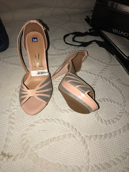 Sandalias Importadas Vizzano-arezzo-schutz-zara-sarkany