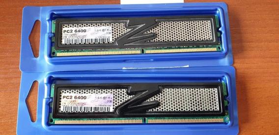Memoria Ram Ocz 2gb 8002g Pc2 6400