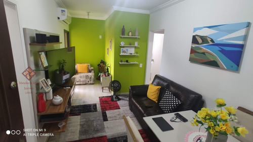 Imagem 1 de 21 de Apartamento A Venda No Bairro Jardim Enseada Em Guarujá - - 195-1