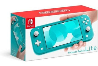 Consola Nintendo Switch Lite Turquoise