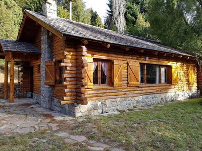 Casa En Venta Ubicado En Parque Mapuche, Bariloche