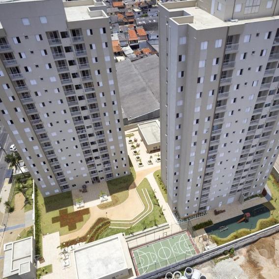 Apartamento Em Frente Ao Monotrilho 65mts, 3 Dormitórios