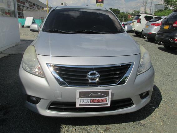 Nissan Versa Automatico Modelo 2012