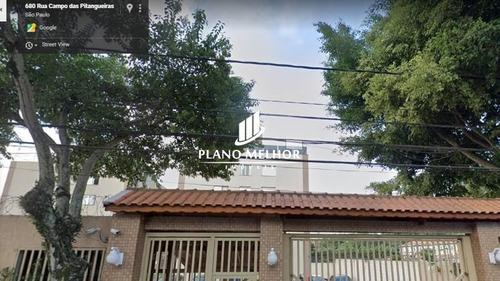 Apartamento Em Condomínio Padrão Para Venda No Bairro Jardim São Nicolau, 2 Dorm, 1 Vagas, 40 M.ap1462 - Ap1462