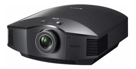 New 2017 Projetor Home Cinema Sony Vpl-hw 65es Full Hd Sxrd