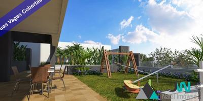 Venda De Apartamento Em Lagoa Nova, Com 2 Quartos E Duas Vagas, Perto Do Arena Da Dunas - Jardim De Lagoa Nova - Ap00144 - 32805685