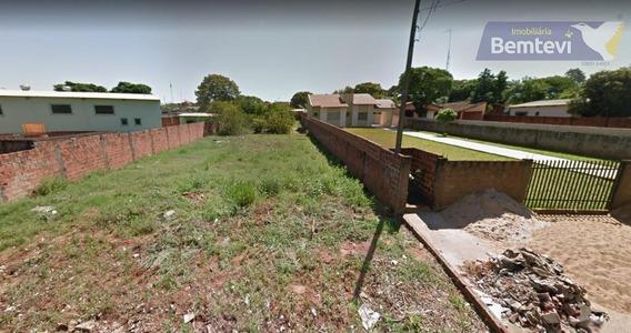 Terreno Residencial À Venda, Zona 06, Cianorte. - Te0216