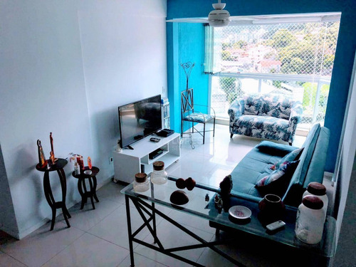 Apartamento À Venda, 81 M² Por R$ 600.000,00 - Icaraí - Niterói/rj - Ap31104