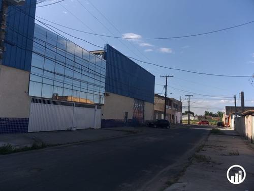 Imagem 1 de 11 de Galpão Para Alugar Ou Vender Com 1 Quartos, 600m² - Tomba - 65471
