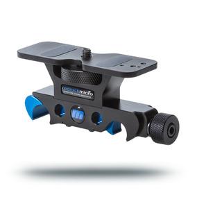 Redrock Micro Dslr Baseplate Mount P/ Shoulder Rig & Câmeras