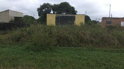 Terreno Com 300 M² Em Itanhaém, Ficando Lado Praia - 4551/p