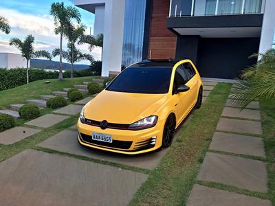 Volkswagen Gti 2014 Alemão Com Pacote Premium