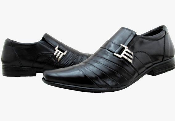 Sapato De Couro Social Masculino Black Friday Melhor Preço