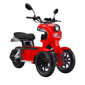 Moto Electrica Itank Doohan 0km Tecnología Tesla Roja