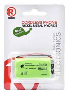 Bateria Para Telefono Radioshack 2.4v 700 Mah | 71182