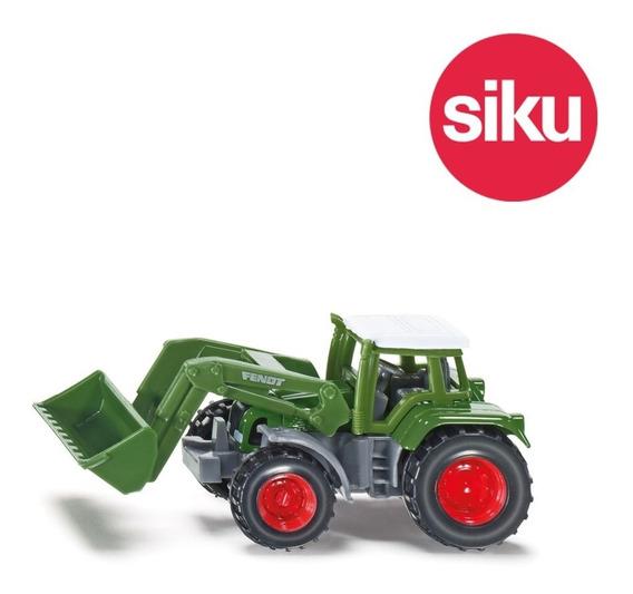 Tractor Fendt Con Cargador Frontal- Siku Super 10