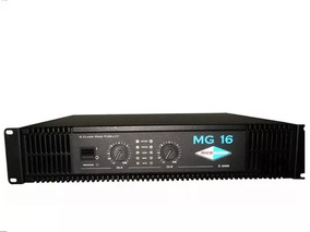 Amplificador Mea Audio Mg16