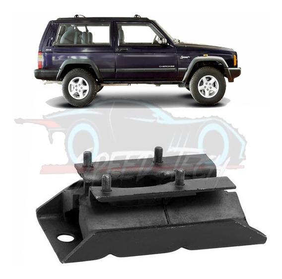 Coxim Cambio Transmissão Jeep Cherokee Sport 6cy 4.0