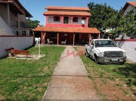 Casa Com 4 Quartos À Venda, 152 M² Por R$ 230.000 - Balneário Das Conchas - São Pedro Da Aldeia/rj - Ca0084