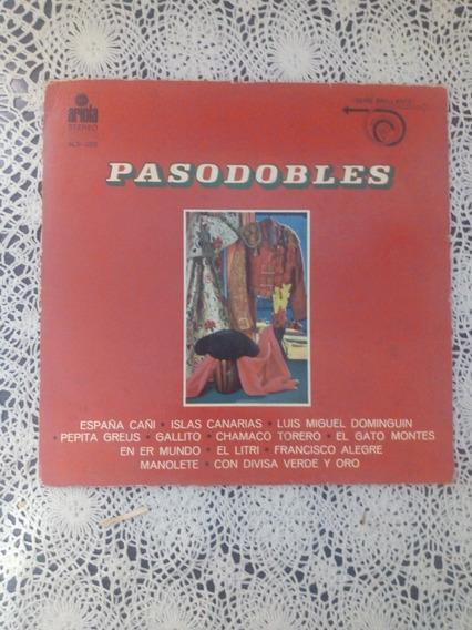 Pasodobles (disco De Vinilo)