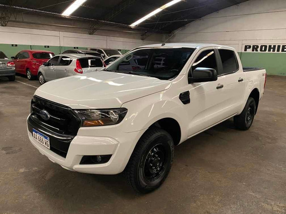 Ford Ranger 2.2 4x4 Dob Cab Financiacion En Cuotas Permutas