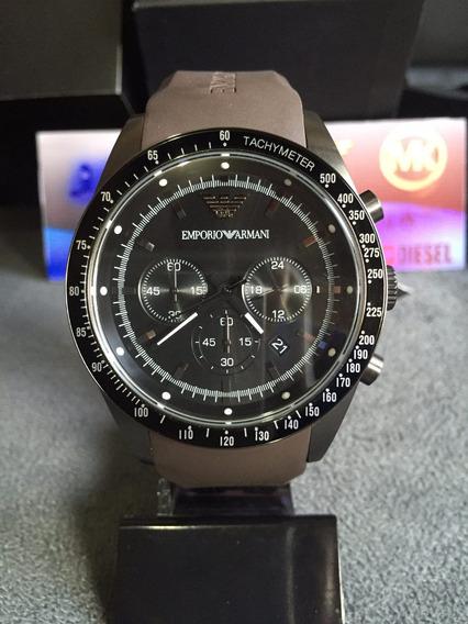 Relógio Empório Armani Ar5986 100% Original 12x Sem Juros