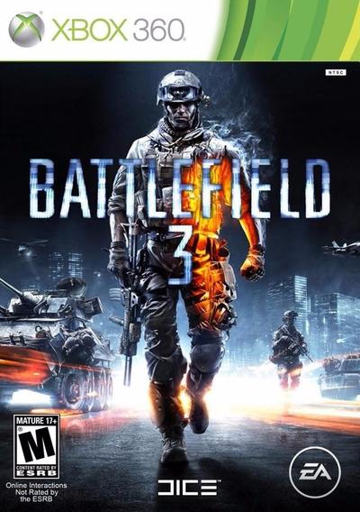 Battlefield 3 Xbox360 Original