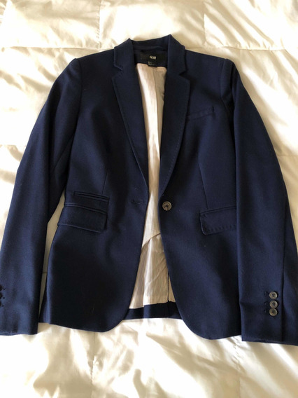 Saco De Mujer Para Vestir Azul Marino
