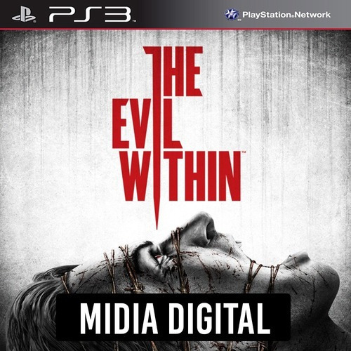 The Evil Within - Ps3 Psn*