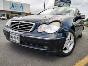 Mercedes-benz Clase C Sport C/kit Amg 2003 Autos Puebla