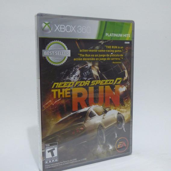 Jogo Xbox 360 Need For Speed The Run Original Lacrado