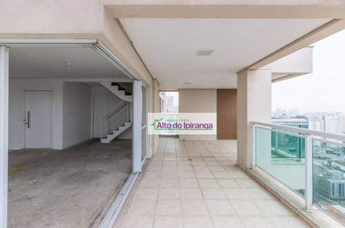 Imagem 1 de 27 de Cobertura Com 4 Dormitórios À Venda, 423 M² Por R$ 4.600.000,00 - Paraíso - São Paulo/sp - Co0065