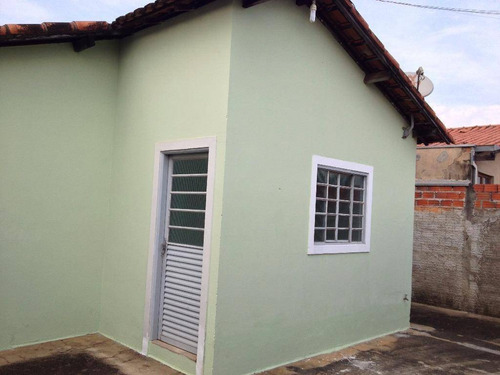 Casa Residencial À Venda, Residencial Serra Azul, Paulínia - Ca0830. - Ca0830