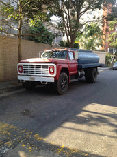 Servicio Camión Cisterna - Transporte De Agua Potable