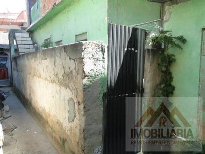 Casa Para Venda Em Duque De Caxias, Vila Guanabara, 2 Dormitórios, 2 Banheiros - 0923