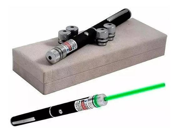 Pointer Laser Verde Caneta Professores Palestrantes 5000mw