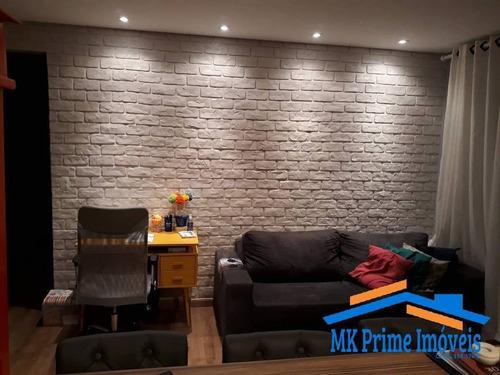 Imagem 1 de 10 de Apartamento 68m² Sendo 2 Dormitórios No Jaguaribe! - 2060
